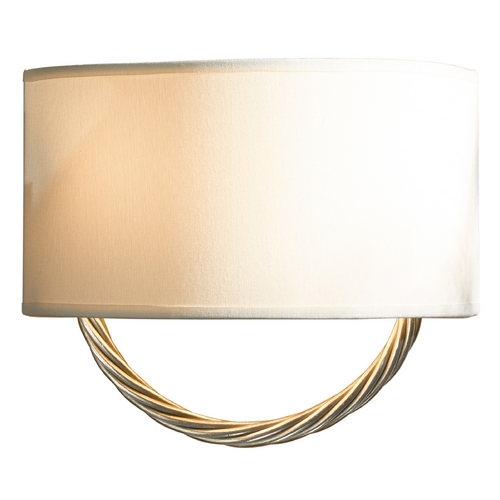 Hubbardton Forge Lighting Hubbardton Forge Lighting Cavo Vintage Platinum Sconce 205963-82-465