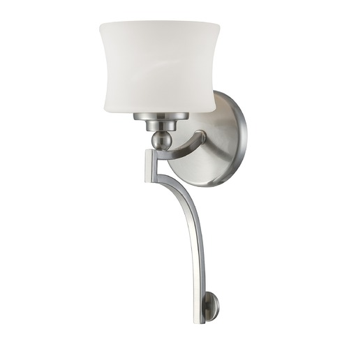 Savoy House Savoy House Satin Nickel Sconce 9P-7214-1-SN