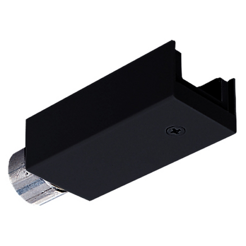 Juno Lighting Group Modern Rail, Cable, Track Accessory in Black Finish TL34BL
