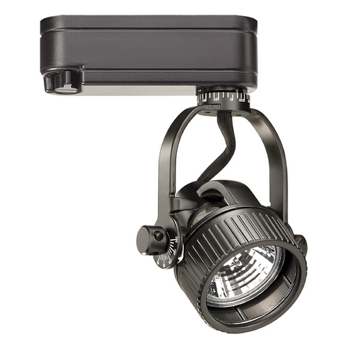 WAC Lighting Wac Lighting Black Track Light Head HHT-164L-BK