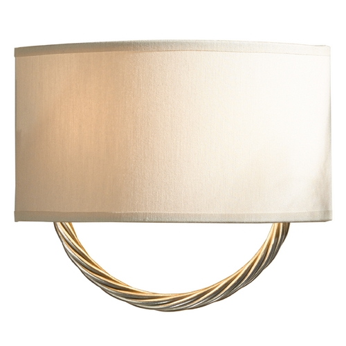Hubbardton Forge Lighting Hubbardton Forge Lighting Cavo Vintage Platinum Sconce 205963-82-726