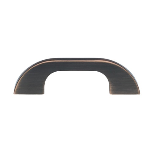 Top Knobs Hardware Modern Cabinet Pull in Tuscan Bronze Finish TK44TB