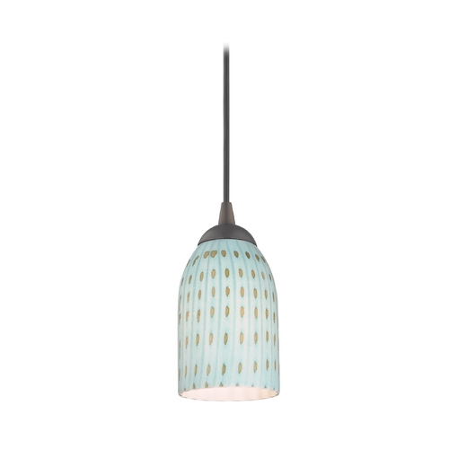 Design Classics Lighting Modern Mini-Pendant Light 582-220 GL1003D