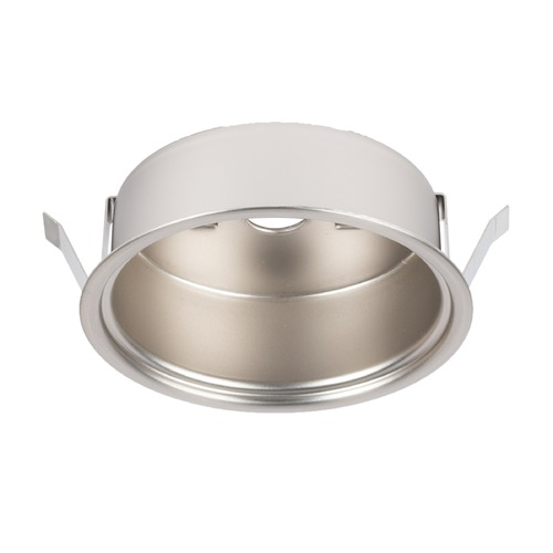 WAC Lighting Wac Lighting Brushed Nickel Under Cabinet Light Accessory HR-LED-COV-BN