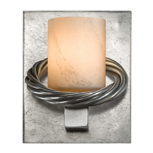 Hubbardton Forge Lighting Hubbardton Forge Lighting Cavo Vintage Platinum Sconce 205965-82-H261