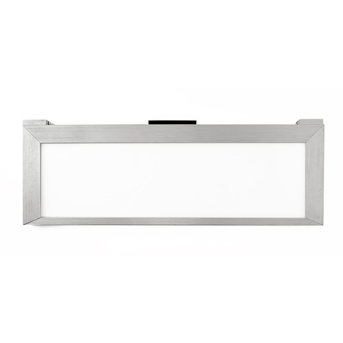 WAC Lighting WAC Lighting Line 2.0 Task Light Brushed Aluminum 14.49-Inch LED Under Cabinet Light LN-LED12P-30-AL