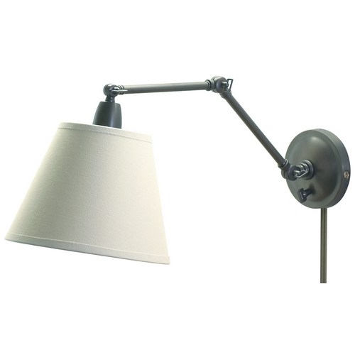 House of Troy Lighting Wall Lamp in Oil Rubbed Bronze Finish PL20-OB