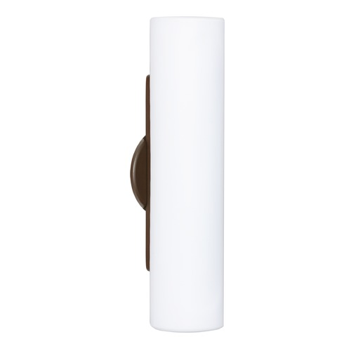 Besa Lighting Besa Lighting Baaz Bronze Outdoor Wall Light 2NW-770207-BR