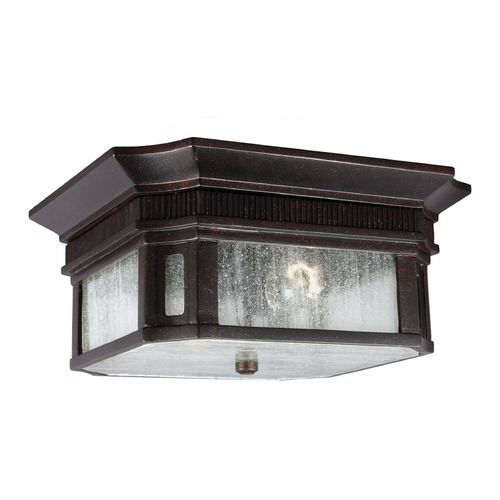 Feiss Lighting Feiss Lighting Federal Gilded Bronze Close To Ceiling Light OL10813GBZ