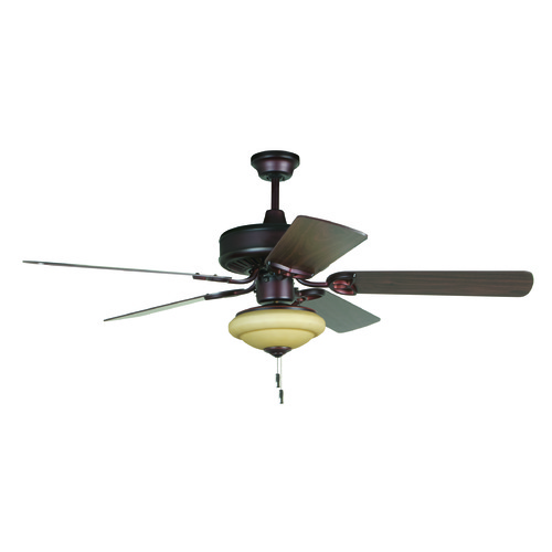 Craftmade Lighting Craftmade Lighting Cxl Oiled Bronze Ceiling Fan with Light K11224
