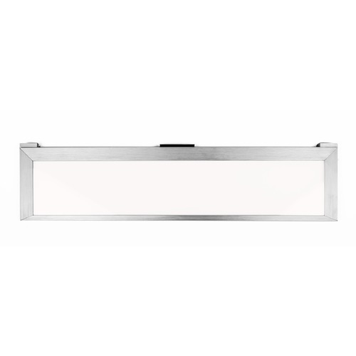 WAC Lighting WAC Lighting Line 2.0 Task Light Brushed Aluminum 20.32-Inch LED Under Cabinet Light LN-LED18P-27-AL