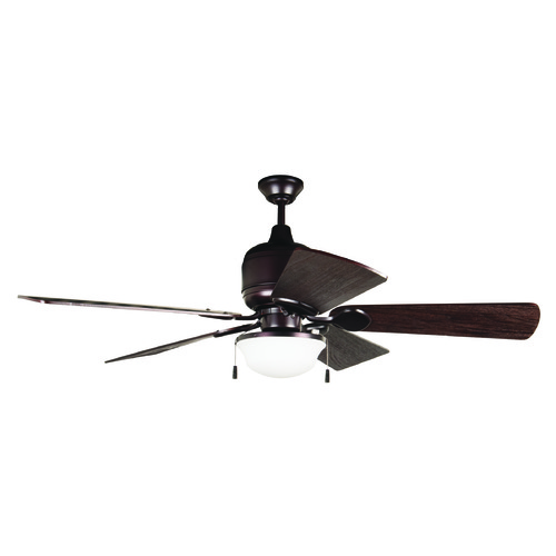 Craftmade Lighting Craftmade Lighting Kona Bay Oiled Bronze Ceiling Fan with Light K11225