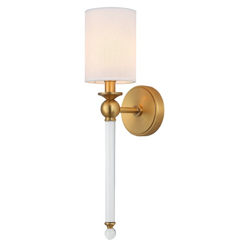 Matteo Lighting Matteo Lighting La Barra Sunset Gold Sconce S00403SG