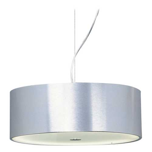 ET2 Lighting Modern Pendant Light in Brushed Aluminum Finish E22701-77