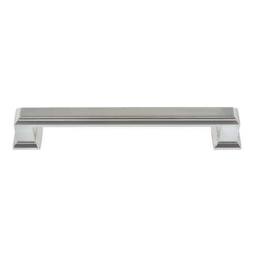 Atlas Homewares Modern Cabinet Pull in Brushed Nickel Finish 292-BRN