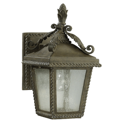 Quorum Lighting Quorum Lighting Rochelle Etruscan Sienna Outdoor Wall Light 7910-1-43