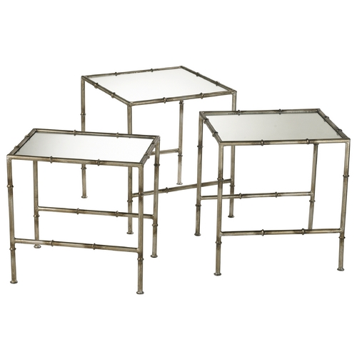 Cyan Design Cyan Design Bamboo Bronze Table 03068