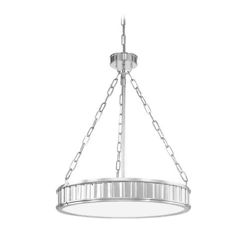 Hudson Valley Lighting Pendant Light in Polished Nickel Finish 902-PN
