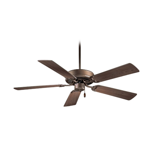 Minka Aire Fans Ceiling Fan Without Light in Oil Rubbed Bronze Finish F546-ORB