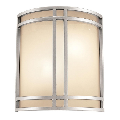Access Lighting Access Lighting Artemis Satin Nickel Sconce C20420SATOPLEN1218BS