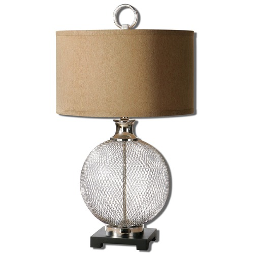 Uttermost Lighting Uttermost Catalan Metal Accent Lamp 26589-1