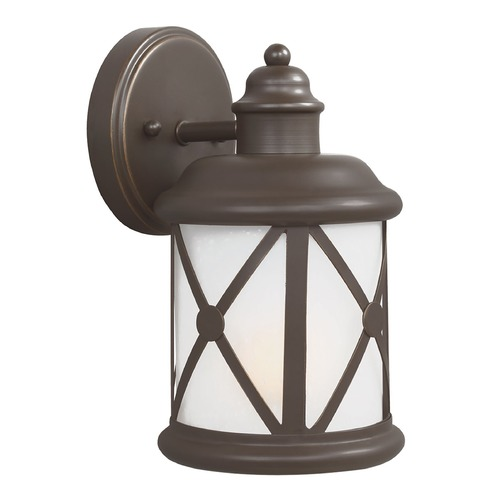 Sea Gull Lighting Sea Gull Lighting Lakeview Antique Bronze Outdoor Wall Light 8521401BLE-71
