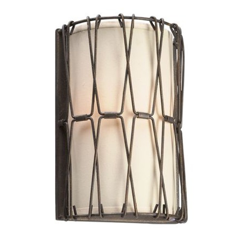 Troy Lighting Troy Lighting Buxton Vintage Bronze Sconce B4462