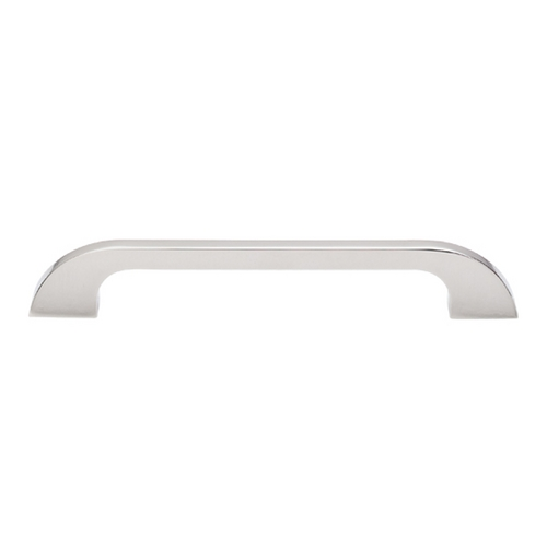 Top Knobs Hardware Modern Cabinet Pull in Polished Nickel Finish TK45PN