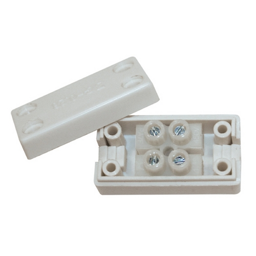 WAC Lighting WAC Lighting White Low Voltage Wiring Box LED-T-B