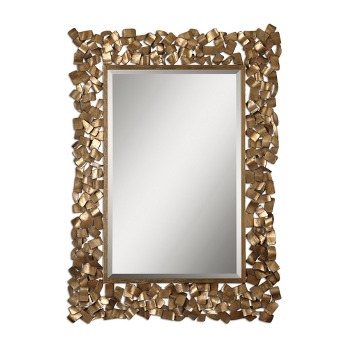 Uttermost Lighting Rectangle 37.5-Inch Mirror 12816