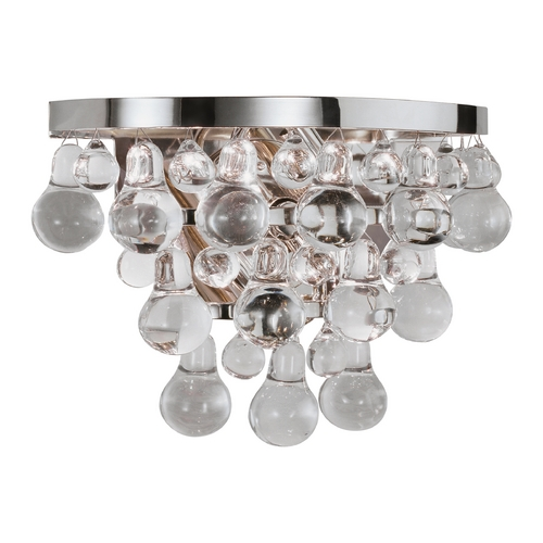 Robert Abbey Lighting Robert Abbey Bling Sconce S1001