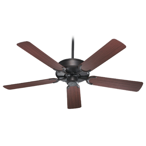 Quorum Lighting Quorum Lighting All-Weather Allure Toasted Sienna Ceiling Fan Without Light 146525-44