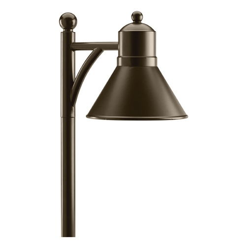 Progress Lighting Progress Lighting Progressled Landscape Antique Bronze LED Path Light P5245-20