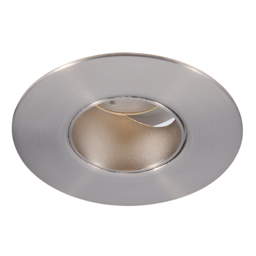 WAC Lighting Wac Lighting Brushed Nickel LED Recessed Trim HR-2LED-T309F-W-BN