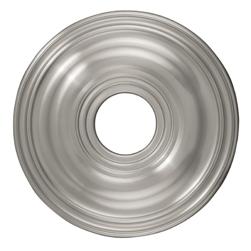 Livex Lighting Livex Lighting Ceiling Medallions Brushed Nickel Ceiling Medallion 8217-91