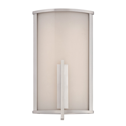 Modern Forms by WAC Lighting Modern Forms Spire Brushed Aluminum LED Outdoor Wall Light WS-W2712-AL