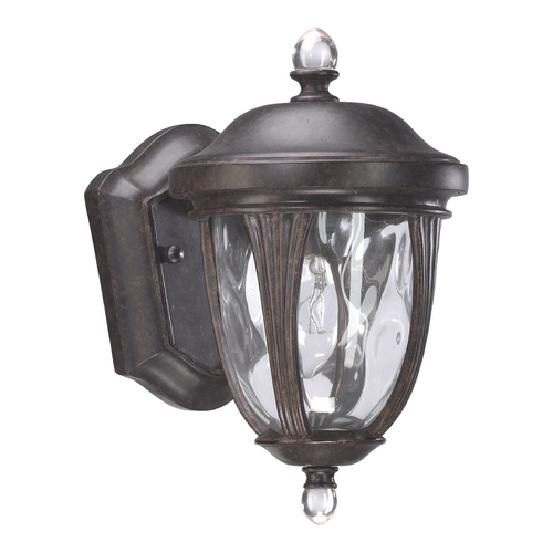 Quorum Lighting Quorum Lighting Sloane Baltic Granite Outdoor Wall Light 7220-1-45