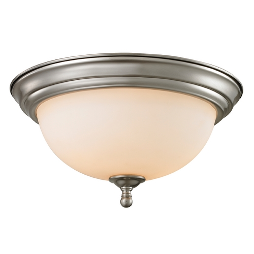 Cornerstone Lighting Cornerstone Lighting Chatham Oil Rubbed Bronze Flushmount Light 1103FM/10