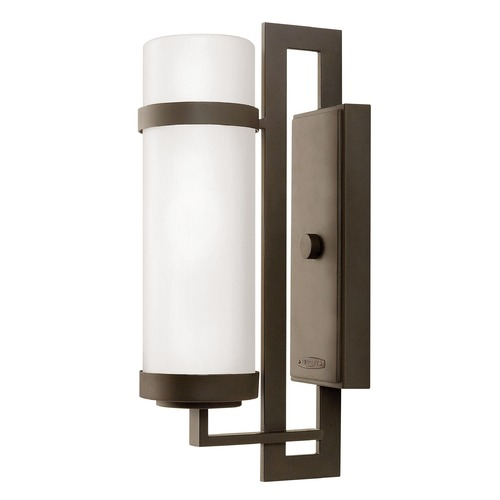 Hinkley Lighting Hinkley Lighting Cordillera Buckeye Bronze LED Outdoor Wall Light 1698KZ-LED