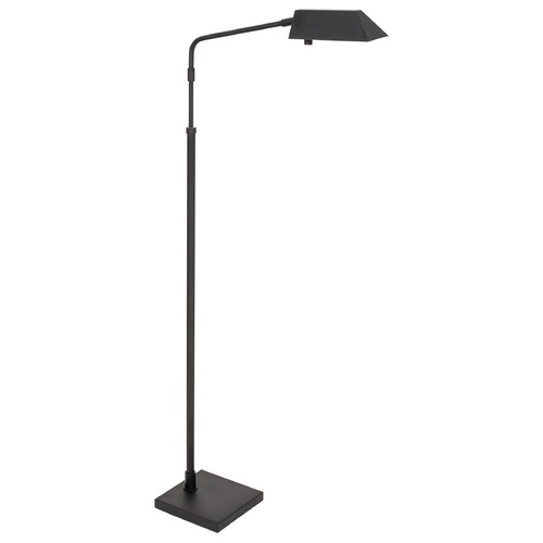 House of Troy Lighting House of Troy Newbury Black LED Swing Arm Lamp NEW200-BLK