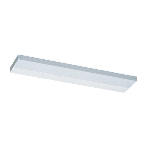 Sea Gull Lighting Sea Gull Under Cabinet White 21.25-Inch Linear Light 4976BLE-15