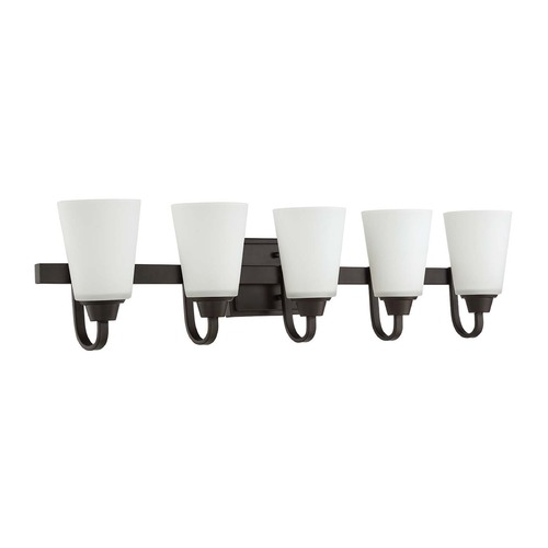 Craftmade Lighting Craftmade Lighting Grace Espresso Bathroom Light 41905-ESP