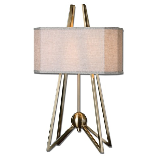 Uttermost Lighting Uttermost Andar Coffee Bronze Table Lamp 26595-1
