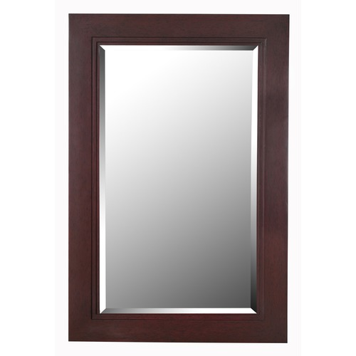 Kenroy Home Lighting Woodley 28-Inch Mirror 61011