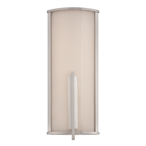 Modern Forms by WAC Lighting Modern Forms Spire Brushed Aluminum LED Outdoor Wall Light WS-W2717-AL