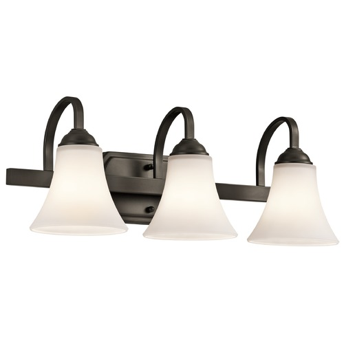 Kichler Lighting Kichler Lighting Keiran Olde Bronze LED Bathroom Light 45513OZL16