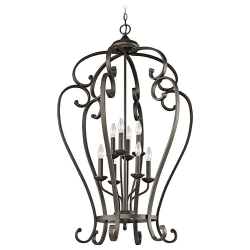 Kichler Lighting Kichler Pendant Light in Olde Bronze Finish 43167OZ