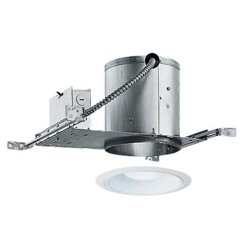 Juno Lighting Group 6-inch Recessed Lighting Kit with White Trim IC22/28W-WH