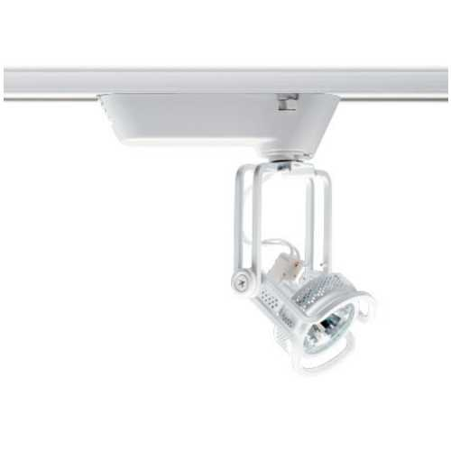 Juno Lighting Group Wireform Low Voltage Light Head for Juno Track Lighting T430 BL