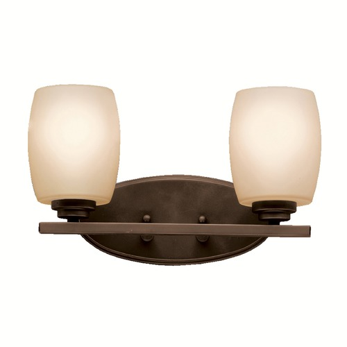 Kichler Lighting Kichler Lighting Eileen Bathroom Light 5097OZFL